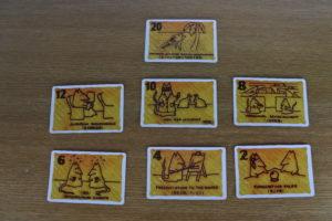 アナログゲーム ビックチーズ 仕事カード